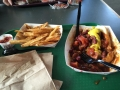 Lunch - Chili Dog & Fries