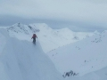 Jumping into Whitewall from the Blue Heaven peak at Kicking Horse -16684293_784321838373369_3995180318627574463_n